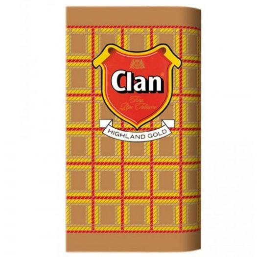 Табак трубочный Clan Highland Gold