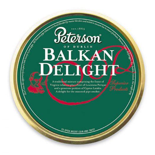 Табак трубочный Peterson Balkan Delight