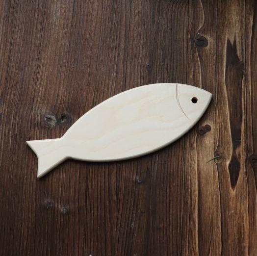 Заготовка для декора Рыбка