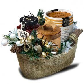 Подарочный набор «Туесок Новогодний»