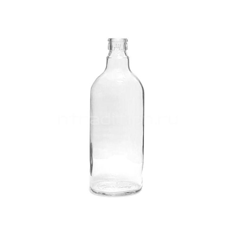 Бутылка Финская 0,5 / 18 шт. (колпачок гуала 47 мм)