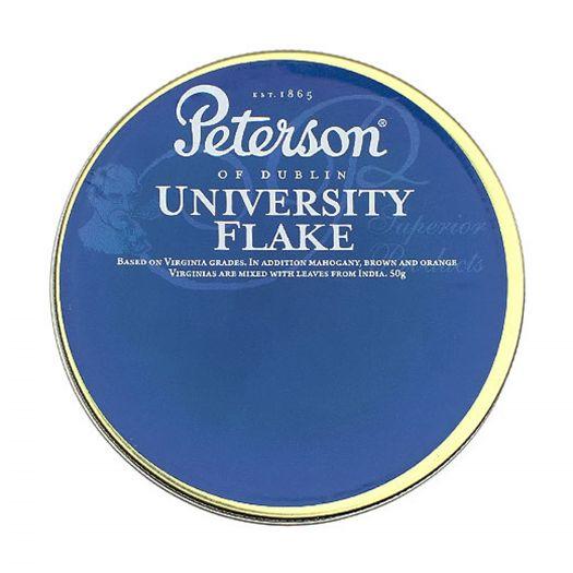 Табак трубочный Peterson University Flake