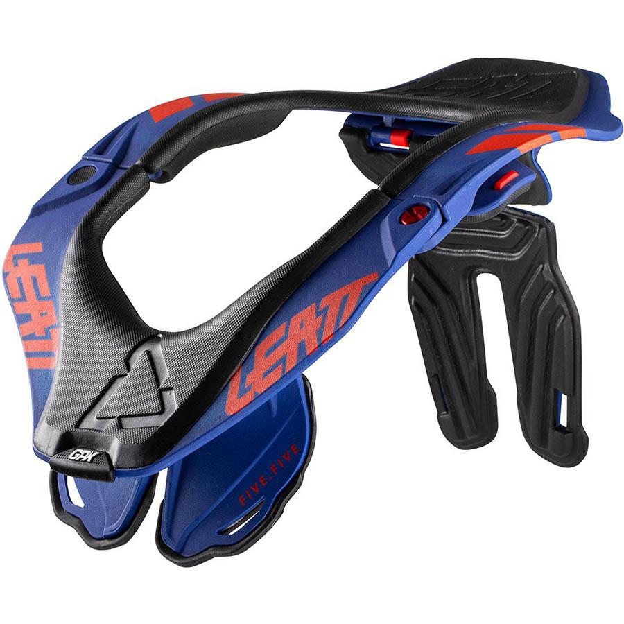Leatt GPX 5.5 Junior Royal подростковая защита шеи, сине-красная