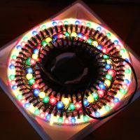 Гирлянда электрическая, 100 ламп-шаров (1)