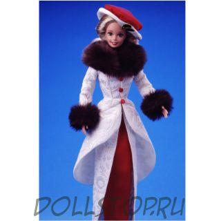 """Коллекционная кукла Барби """"Праздничные воспоминания"""" - Holiday Memories Barbie Doll 1995"""