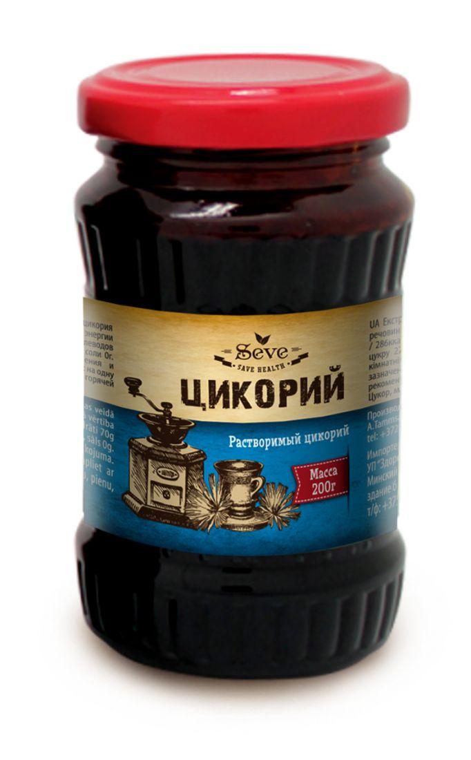 ЦИКОРИЙ жидкий без добавок, 200 гр