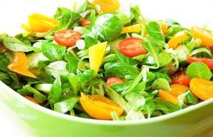 Салат Овощной 100г