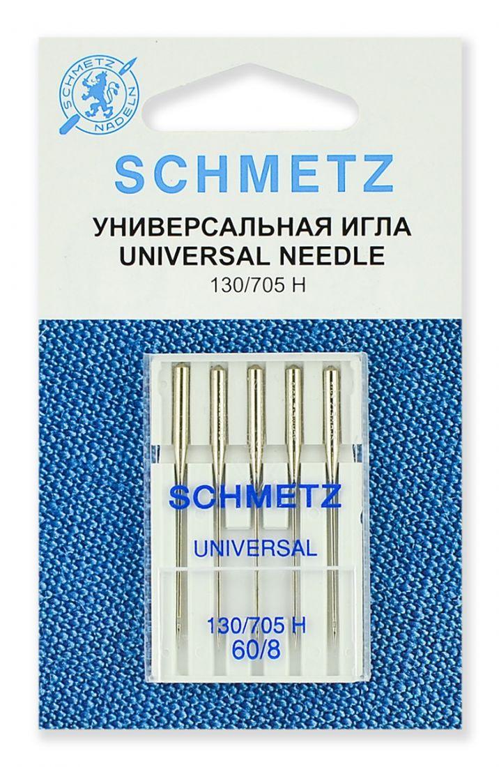 Иглы Schmetz стандартные №60 (5шт.)