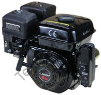Двигатель Lifan 168F-2D D20 (6,5 л. с.) с катушкой освещения 3Ампер (36Вт)