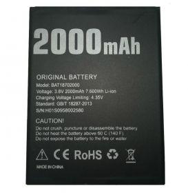 Аккумуляторная батарея DOOGEE X50