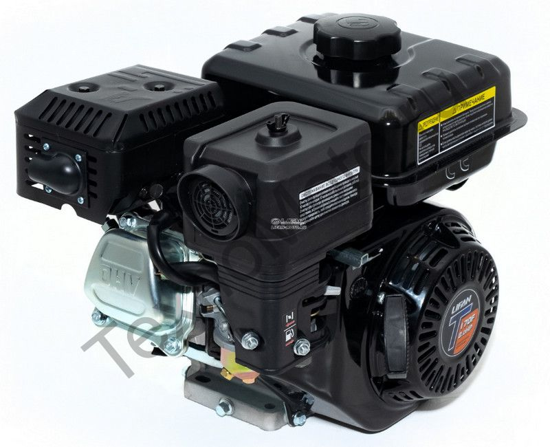 Двигатель Lifan KP230 (170F-T) D19, (8 л.с)