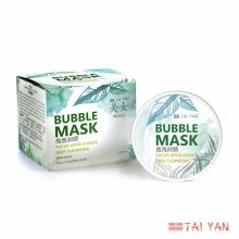Очищающая кислородная маска для лица Bubble Mask TaiYan, 100 мл.
