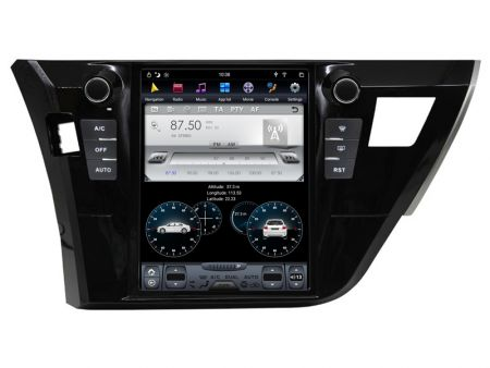 Witson Toyota Corolla 2012-2016 Европа (TZ1005X)