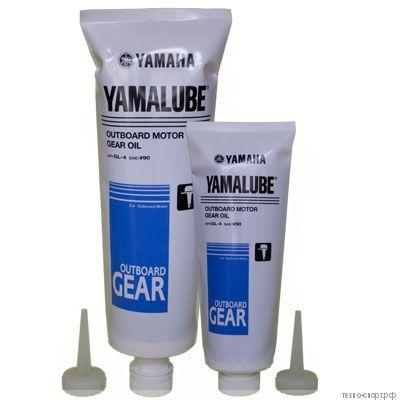 Масло Трансмиссионное для ПЛМ Yamalube Gear Oil SAE 90 GL-4 (750 мл) 90790BS80200