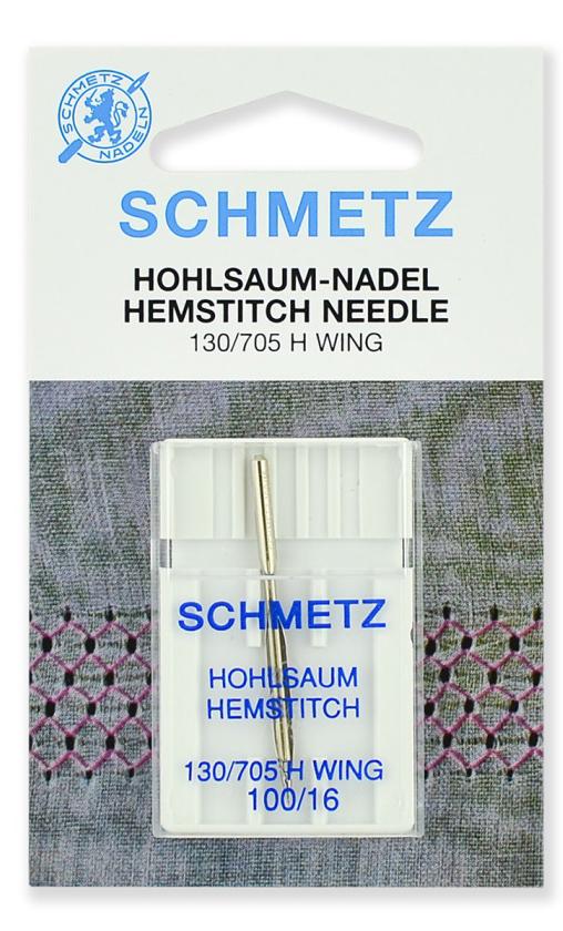 Иглы Schmetz для мережки №100 (1шт.)
