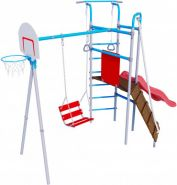 Детский спортивный комплекс (уличный) Wallbarz Kids' Outdoor Gym W10315-K