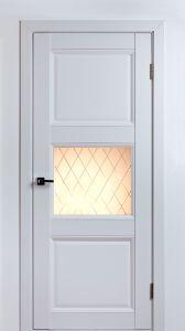 Дверной блок Classik 2S1 с узкими наличниками