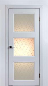 Дверное полотно Classik 2S3 F с узкими наличниками