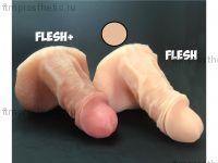 Цвет Flesh+Допокраска FTM Realistic STP Packer