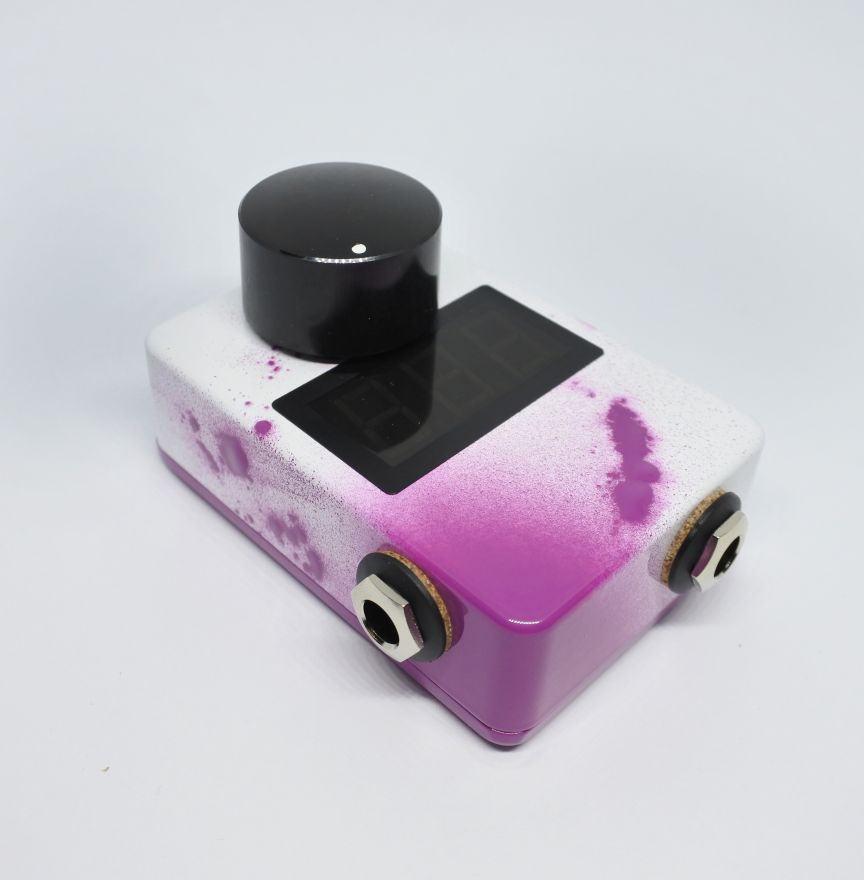 Блок Foxxx Detonator v 2.0 - White-Purple
