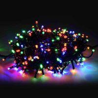 Светодиодная гирлянда 160 LED 10м, Разноцветный