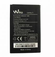 Аккумулятор для телефона Wiko Lenny 3 / BQ-5020