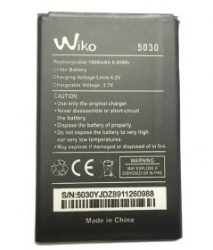 Аккумулятор Wiko 5030 на 1800 mAh