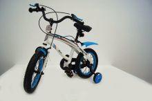 Детский велосипед RIVERBIKE-Q-14-BLUE