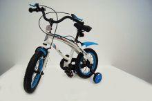 Детский велосипед RIVERBIKE-Q-16-BLUE