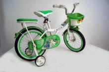 Детский велосипед RIVERBIKE-S-14-GREEN