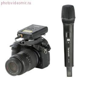 Saramonic UwMic15 SR-HM15+RX15 микрофон с передатчиком и 1 приемником