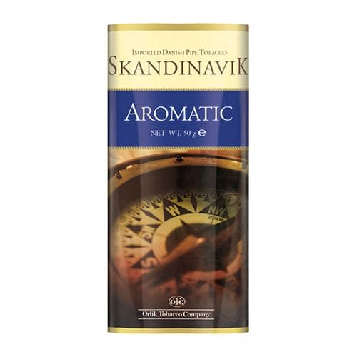 Табак трубочный Skandinavik Aromatic
