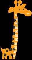 Ростомер жираф