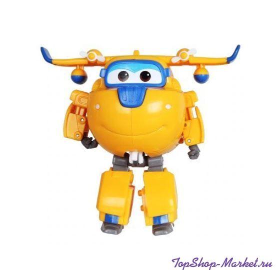 Игрушка-трансформер Супер-крылья, Спасатель Донни