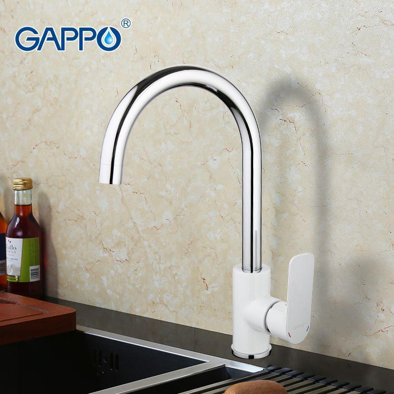 Gappo G4048 Смеситель для кухни