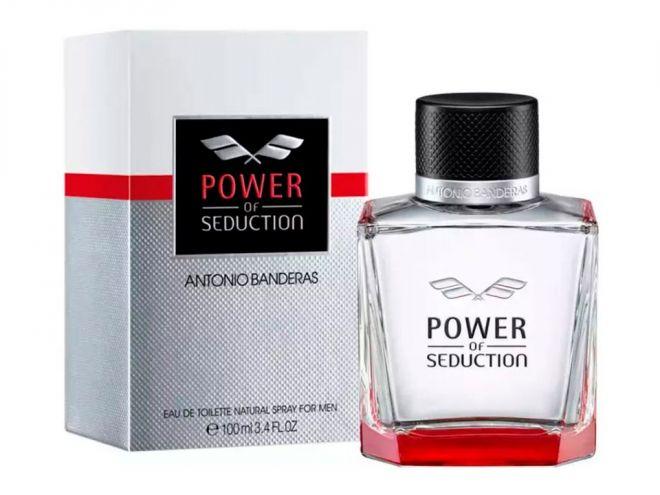 A.Banderas  POWER OF Seduction men