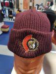 Шапка с символикой NHL (Ottawa)
