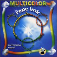 Multicolored Rope Link by Vincenzo Di Fatta
