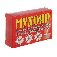 Дымовая шашка Мухояр 50г