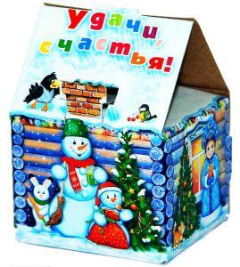 Набор сладостей Снеговики