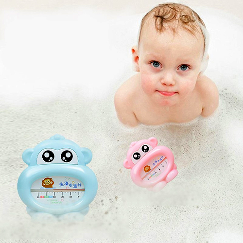 Детский термометр для воды и воздуха 2 в 1 Beideli Обезьянка