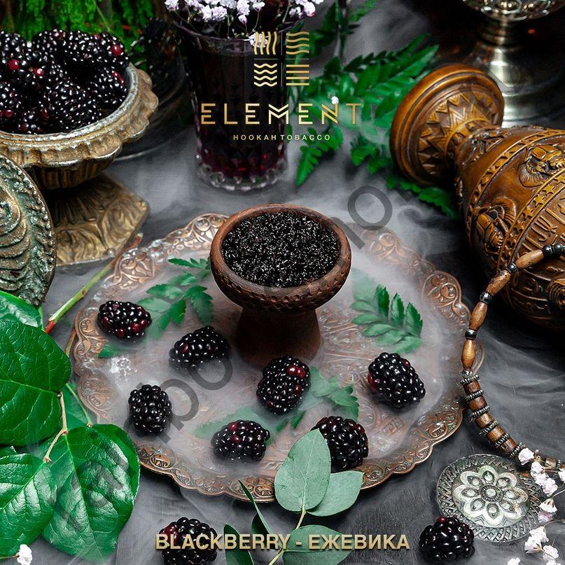 Element Вода 40 гр - Ежевика (Blackberry)
