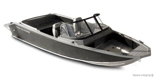 Лодка Волжанка 46 Fish
