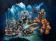 Конструктор LARI Super Heroes Вторжение Глиноликого в бэт-пещеру 11353 (Аналог LEGO Super Heroes 76122) 1071 дет