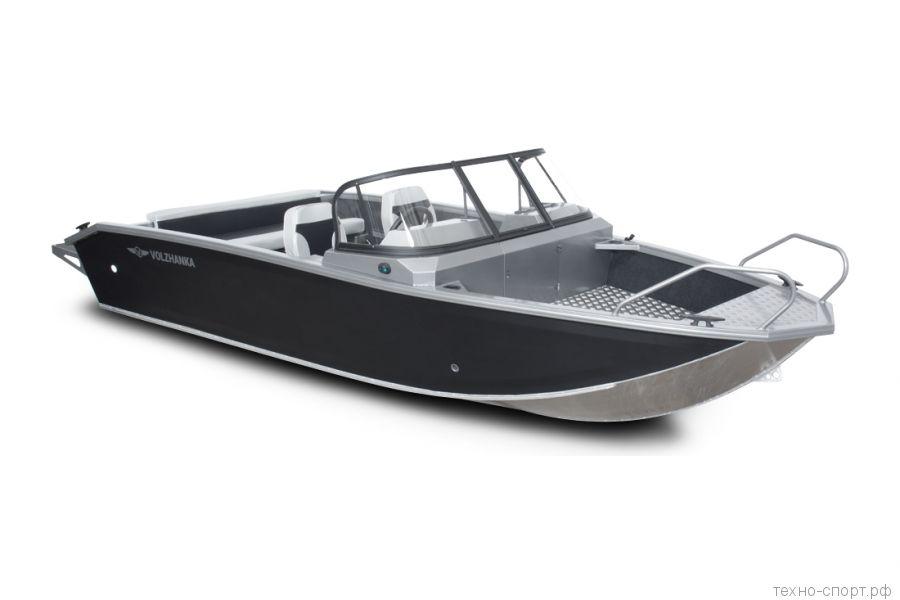 Лодка Волжанка 50 Фиш