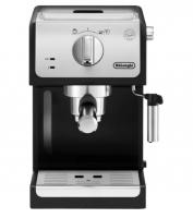 Кофеварка рожковая DeLonghi ECP 33.21 черная