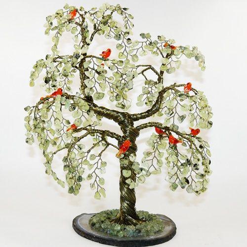 Поющее дерево  - 12 птиц - помощь небесных сил