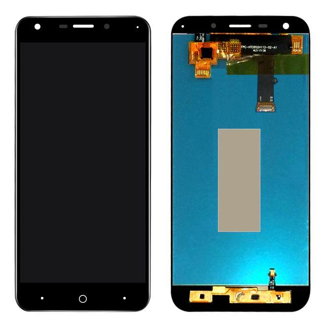 LCD (Дисплей) ZTE Blade A6/Blade A6 Lite (в сборе с тачскрином) (black) Оригинал