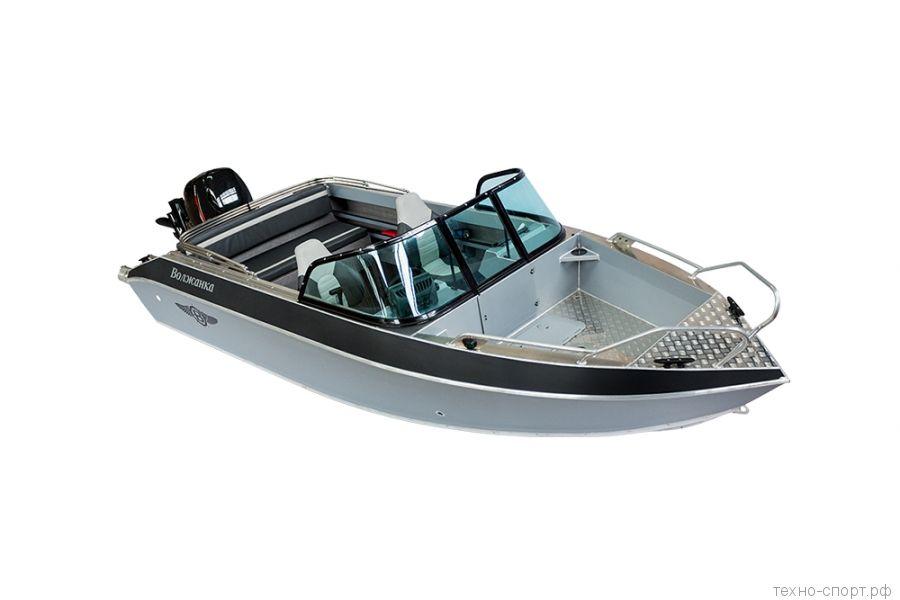 Лодка Волжанка 53 Фиш