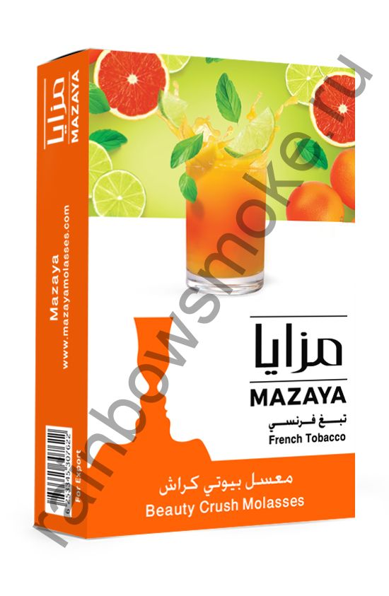 Mazaya 1 кг - Beauty Crush (Бьюти Краш)